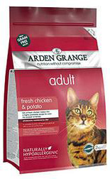 Arden Grange Adult Cat Chicken & Potato