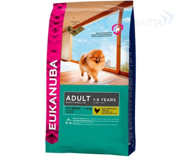 Eukanuba Adult Toy Breed