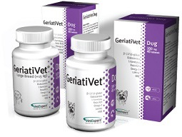Vet Planet VetExpert Geriativet Dog