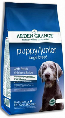 Arden Grange Puppy/Junior Large Breed