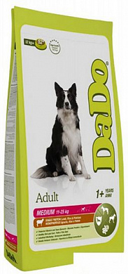 DaDo Adult Dog Medium Breed Lamb, Rice & Potato