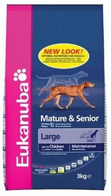 Eukanuba Mature&Senior Large Breed