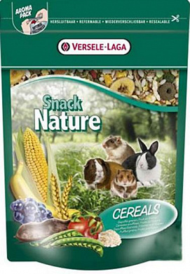 Versele-Laga Snack NATURE-Cereals