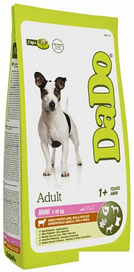 DaDo Adult Dog Mini Breed Lamb, Rice & Potato