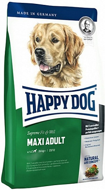 Happy Dog Maxi Adult Fit & Well