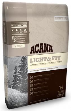 Acana Heritage 65/35 Light & Fit
