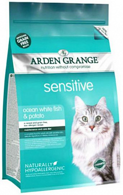 Arden Grange Adult Cat Sensitive