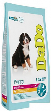 DaDo Puppy Large Breed Chicken & Rice