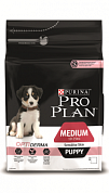 Pro Plan Puppy Medium Sensitive Skin Лосось