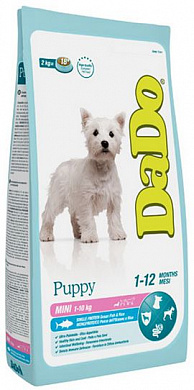 DaDo Puppy Mini Breed Fish & Rice