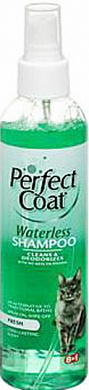 8in1 Waterless Cat Shampoo