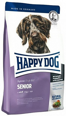 Happy Dog Senior Fit & Well