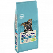 Dog Chow Puppy Large Breed, 14 кг с Индейкой