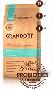 Grandorf 4Meat&Brown Rice Adult