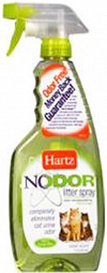 Hartz Nodor Litter Spray