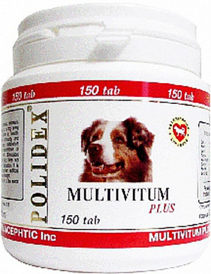 Polidex Multivitum Plus (Мультивитамин плюс)