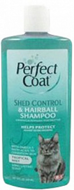 8in1 Shed Control & Hairball Shampoo