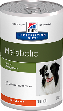 Hill's PD Canine  Metabolic консервы