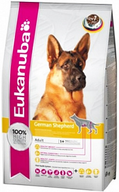 Eukanuba Dog Breed Nutrition German Shepherd
