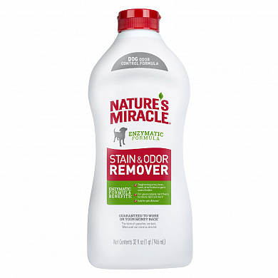 Nature's Miracle NM S&O Remover Dog Pour