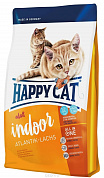 Happy Cat Adult Indoor Лосось