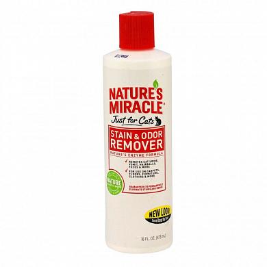 Nature's Miracle Just for Cats Stain&Odor Remover