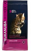 Eukanuba Adult Overweight/Sterilised with Chicken